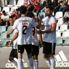 El primer grito de Conti en Portugal