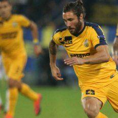 Franco Zuculini jugará en Colón