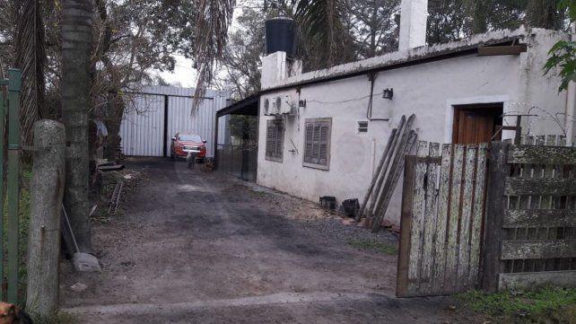 Una banda de ladrones robó una carbonería, escapó, pero dos fueron atrapados