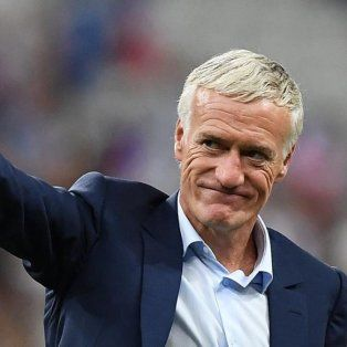 deschamps seguira como tecnico de francia hasta 2020