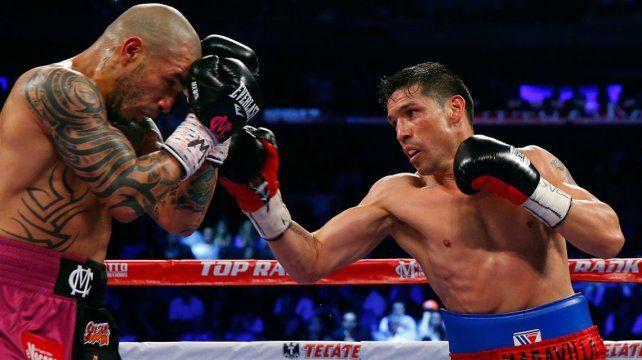 Sergio Maravilla Martínez renovó su licencia de boxeador