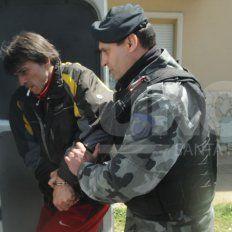 Detenido. El hombre será recordado en el ámbito carcelario por haber matado a un guardia en el penal de Las Flores en 1999.