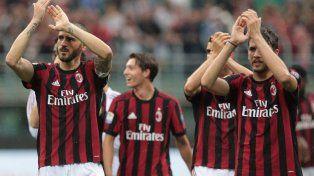 Milan podrá jugar la Europa League