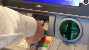 Banco Santa Fe presentó cajeros con reconocimiento de huellas dactilares