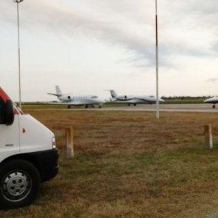 Más de 50 profesionales de la salud y cinco aviones para realizar una ablación múltiple en la provincia