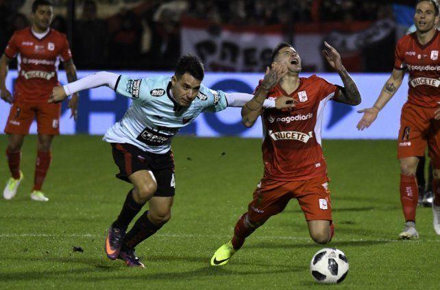 Burián fue el héroe de Colón para vencer a Deportivo Morón en la Copa Argentina