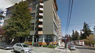 El hotel Las Piedras, el lugar dónde la joven se alojaba junto a sus compañeros.