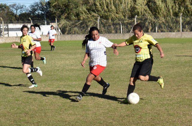 Los Canarios siguen volando alto en el Clausura del Ascenso Femenino