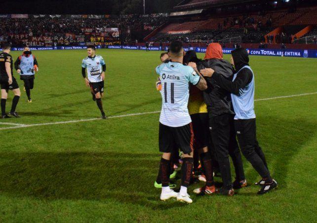 Así sigue el camino de Colón en la Copa Argentina