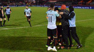 asi sigue el camino de colon en la copa argentina