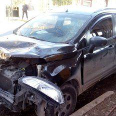 El hijo de un diputado atropelló y mató a un motociclista en Moreno