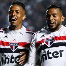 San Pablo sigue afilado en el Brasileirao