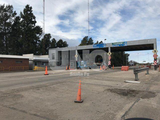 Santa Fe le solicitó a Nación la cesión de las estaciones de peaje de ruta 11