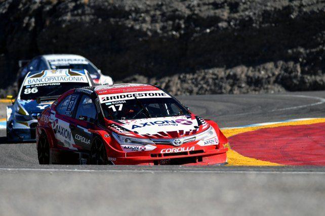 Matías Rossi ganó en el Zonda de San Juan