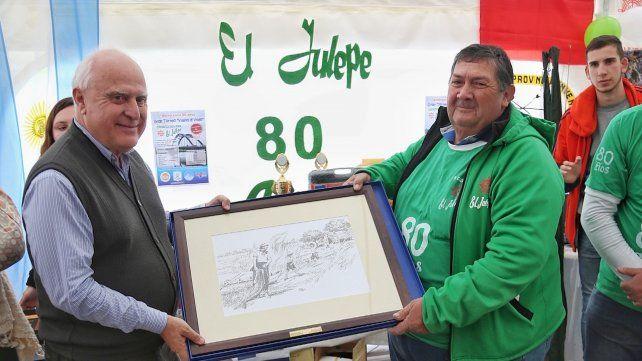 El club El julepe de Santo Tomé festejó sus 80 años