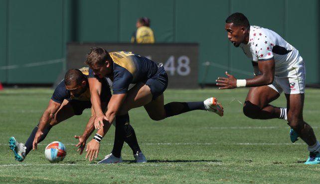 Los Pumas 7´s finalizaron quintos en Estados Unidos