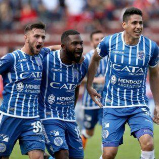 godoy cruz y cadu le dan continuidad a la copa argentina