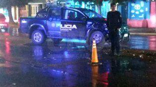 Dos delincuentes detenidos después de asaltar a un joven en cercanías al parque Juan de Garay