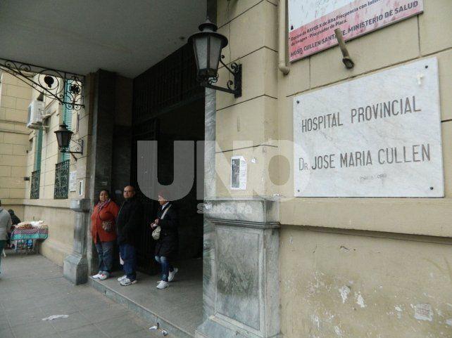 Hospitalizado. El morador de la vivienda fue atacado y debió ser llevado al nosocomio.