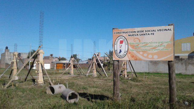 Fotos. Gentileza vecinal Nueva Santa Fe.