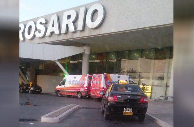 Rosario: un hombre murió en el casino tras ganar una importante suma de dinero