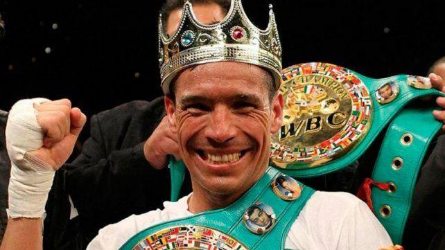 Maravilla Martínez evalúa regresar al ring