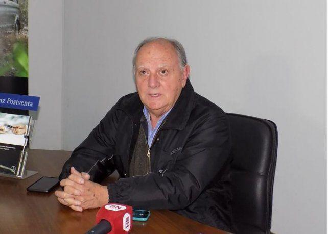 Rubén Daray disertará en Santa Fe