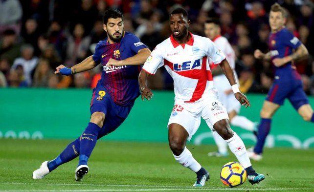 Barcelona recibe al Alavés en el inicio de la Liga Española