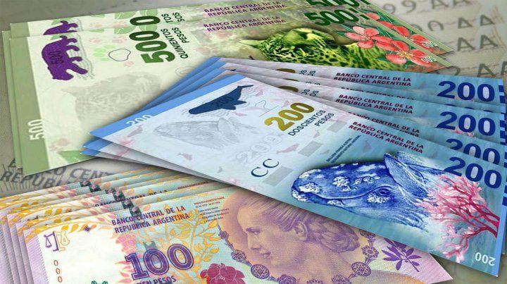 La Casa de la Moneda extravió papel para hacer billetes