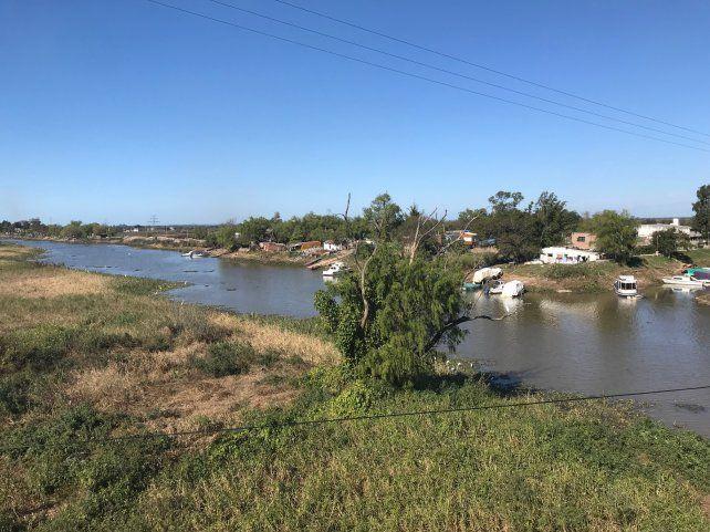 El río llegó al nivel más bajo en un año: guarderías náuticas quedaron fuera de servicio