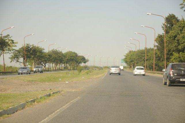Ejecutarán obras de mejoras en el ingreso a Santa Fe por autopista