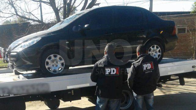 Recuperaron dos autos robados que habían sido sustraídos de un garaje