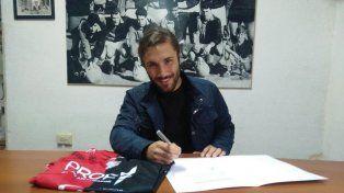 Zuculini ya es oficialmente jugador de Colón