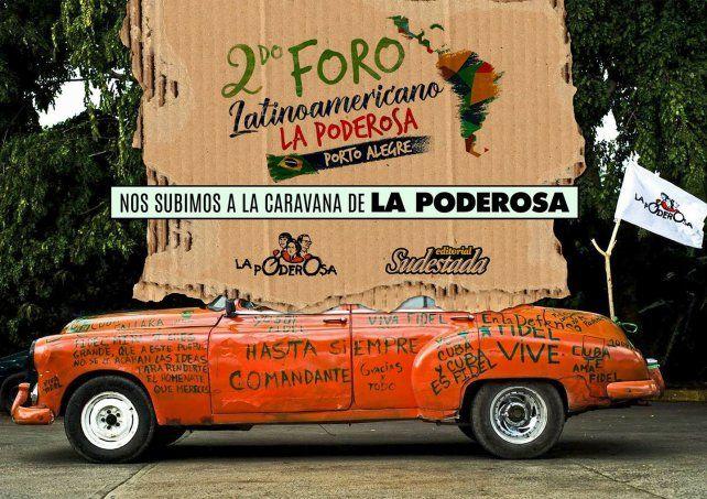 UNO Santa Fe estará en el Foro Latinoamericano La Poderosa que se hará en Brasil