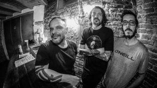 Guazú se encuentra presentando su disco Ruido Amargo y el EP Artificio