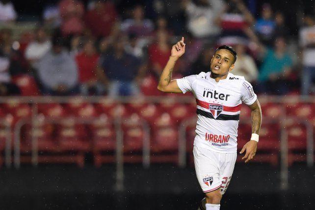 En la antesala de la Sudamericana, San Pablo quiere ser líder del Brasileirao