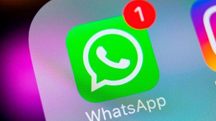 Si te mandan una imagen por Whatsapp, podés verla sin abrir la conversación