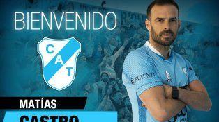 Temperley, en la presencia de Matías Castro, debuta en Copa Argentina
