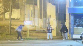 Detenidos gracias a las cámaras: así asaltan a trabajadores, a medianoche y a punta de pistola
