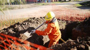 Litoral Gas confirmó que extenderá la red a otro sector de Liceo Norte