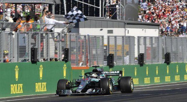 Lewis Hamilton ganó el Gran Premio de Hungría y estira la ventaja en la Fórmula 1