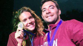 Stochino y Pozzobon ganaron en Quebec