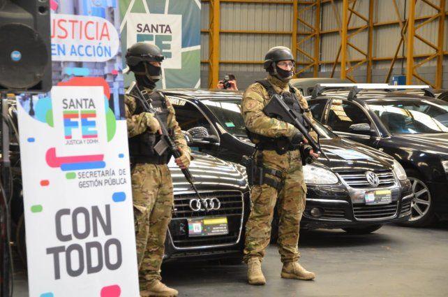 Mini Cooper, BMW y Audi: los autos de lujo decomisados a narcos que subastará la provincia