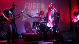 El nuevo rock de Santa Fe se muestra con Utopa y Furor Sanandi