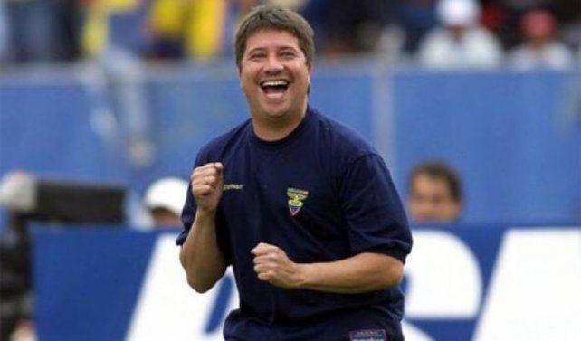 Bolillo Gómez vuelve a Ecuador