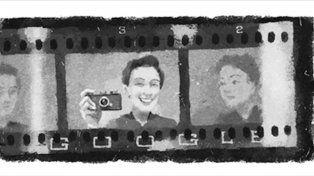Google celebra el aniversario de una intrépida fotógrafa y periodista