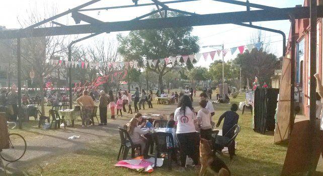 El Camco invita a participar y a festejar