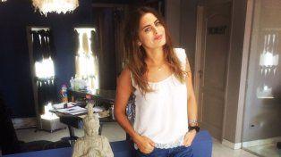 El rotundo cambio de look de Silvina Luna