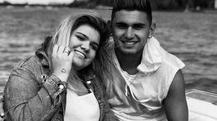 El impactante nuevo tatuaje de More Rial, dedicado a su novio