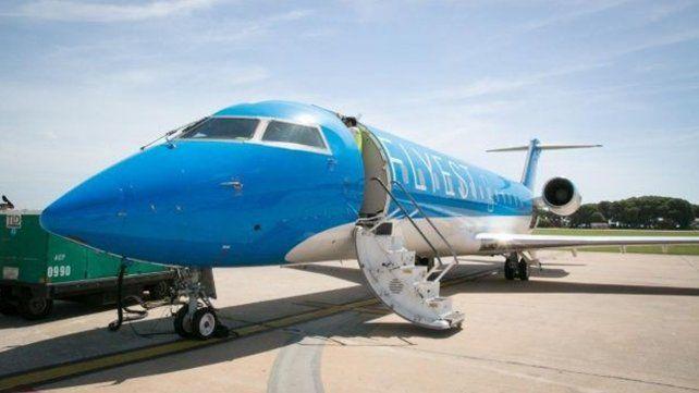 Una nueva aerolínea unirá la ruta Santa Fe-Buenos Aires
